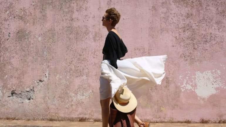 Drame Couture : Tilda Swinton en Dior