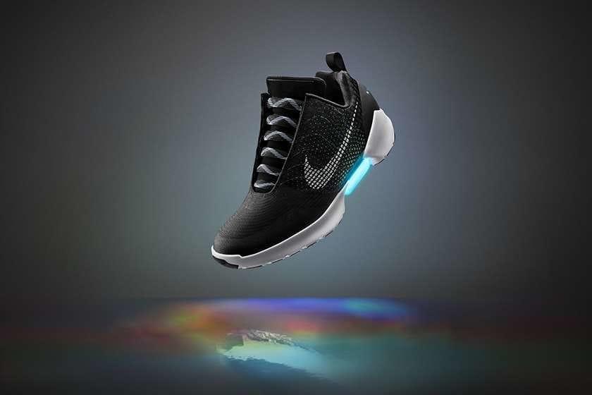 Nike retourne vers le futur