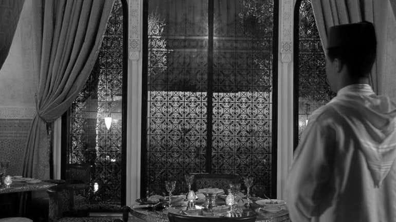 Un parfum de ramadan au Royal Mansour