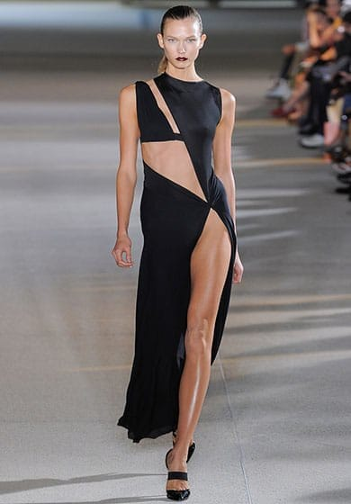Anthony Vaccarello SS 2012.