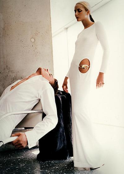 Campagne Gucci par Tom Ford, 1996.