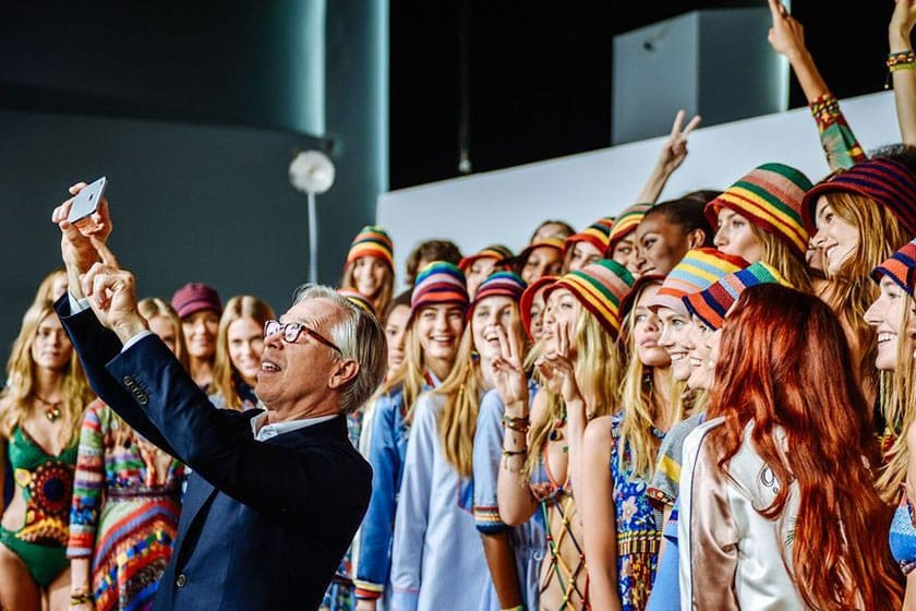 Tommy Hilfiger rejoint le mouvement See Now Buy Now.