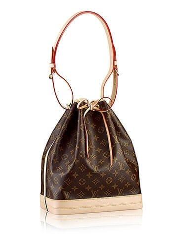 L'icônique sac Noé de Louis Vuitton.