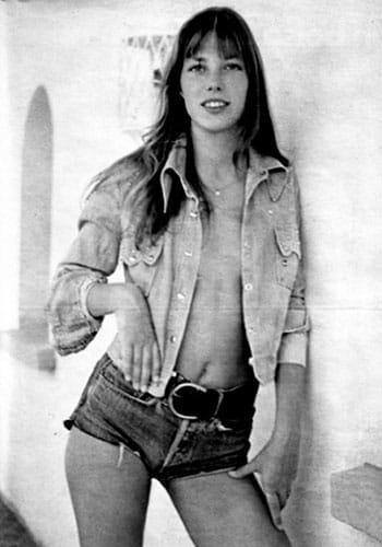 Jane Birkin 1972.