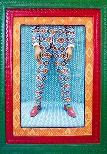 Joe Legs, 2012. Photo : 50 x 75 cm.