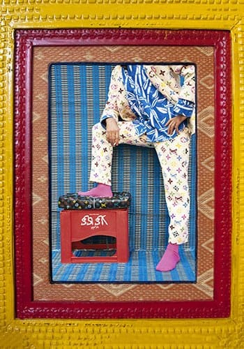 Rabah Legs, 2012. Photo : 50 x 75 cm.