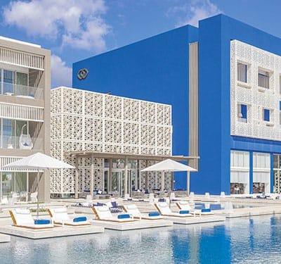 La piscine du Sofitel Tamuda Bay.