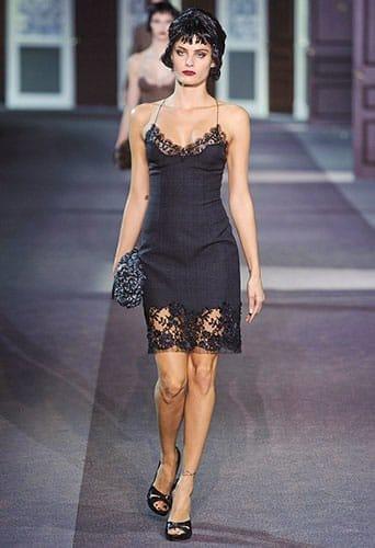 Louis Vuitton Fashion Week 2013.