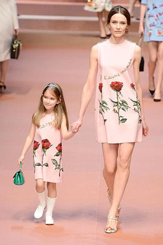 Shoelifer-MiniMe-TelleMereTelleFille-Dolce&Gabbana-