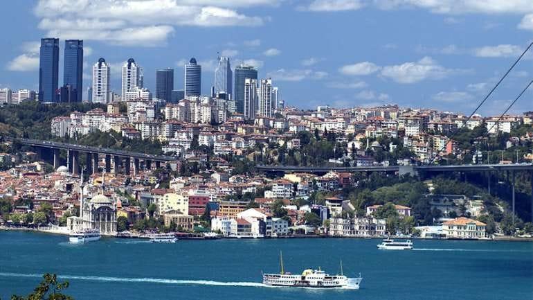 ISTANBUL : NISANTASI EN CINQ ADRESSES