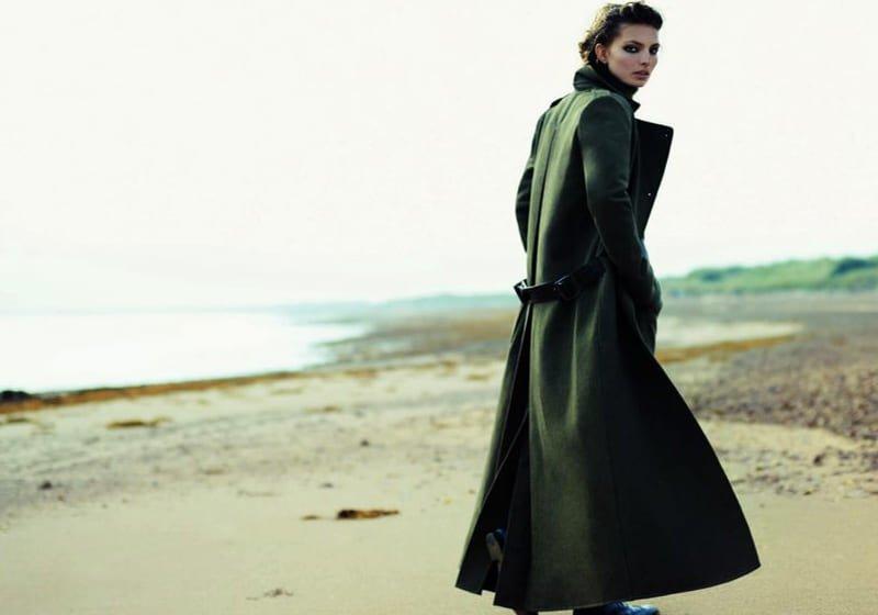 Manteau hiver lacoste
