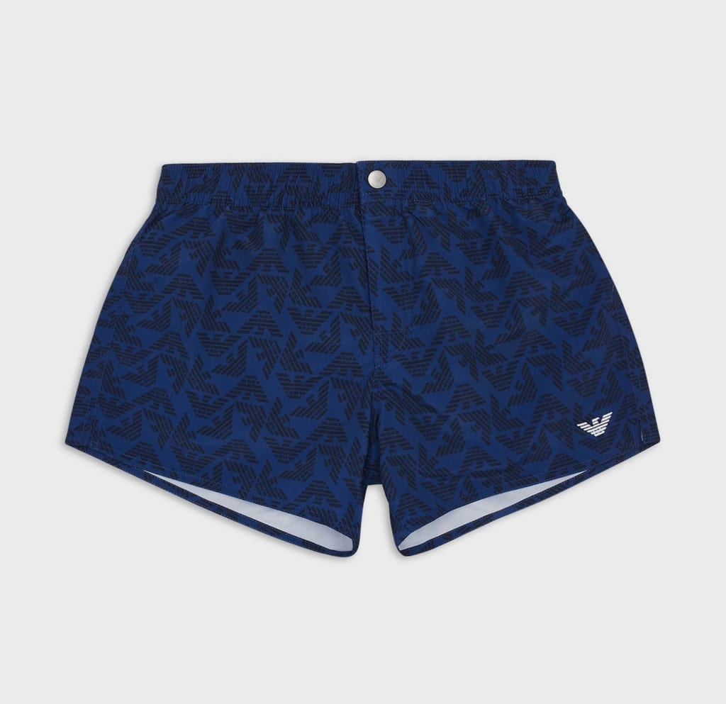 armani maillots homme