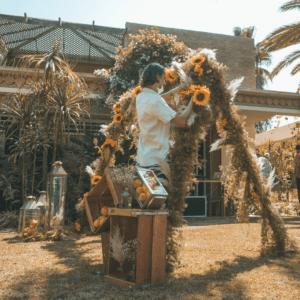 wedding planner maroc