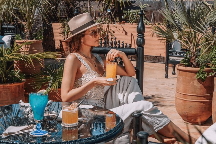 shoelifer_restaurant au maroc