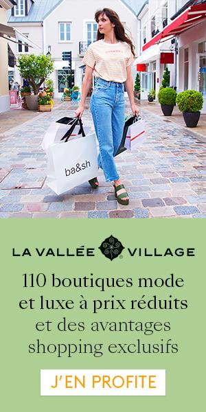 Vallée Village 300×600