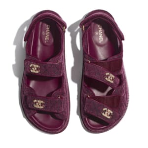Chanel chaussures 2021